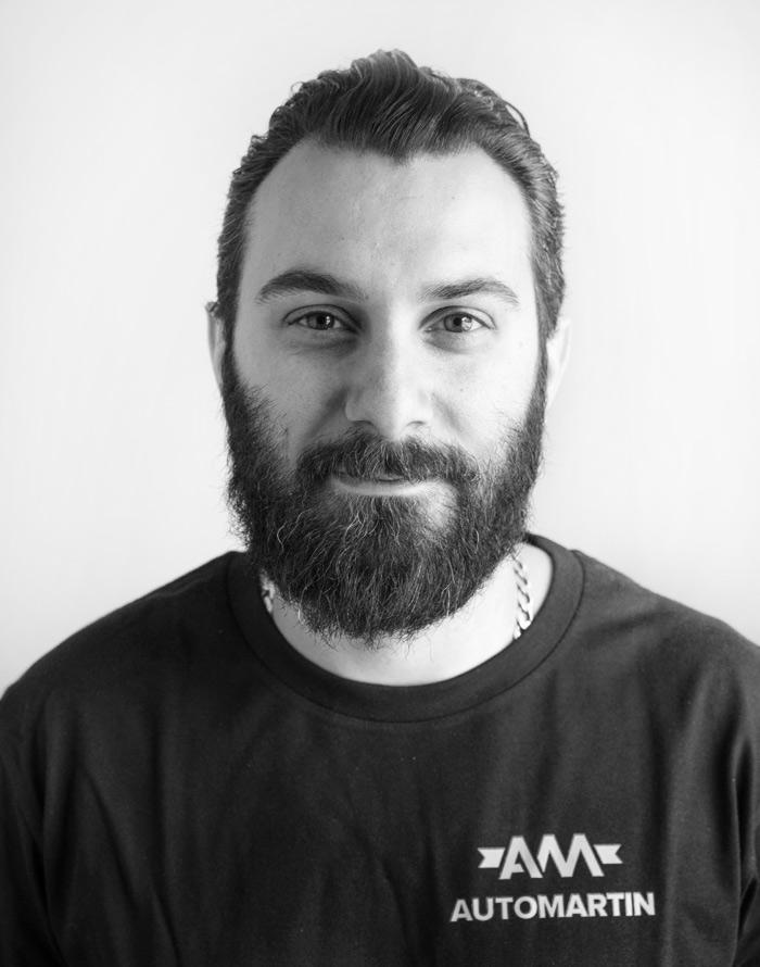 Alden Mustafovic